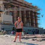 GVSU Classics Alumna on Fieldwork in Greece